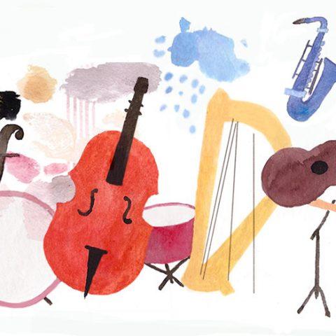 La musique est-elle un langage ? ©louisemezel