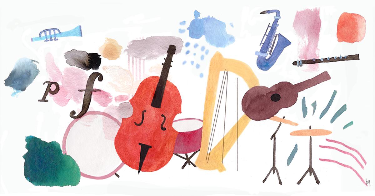 La musique est-elle un langage ? Babbel.com ©louisemezel