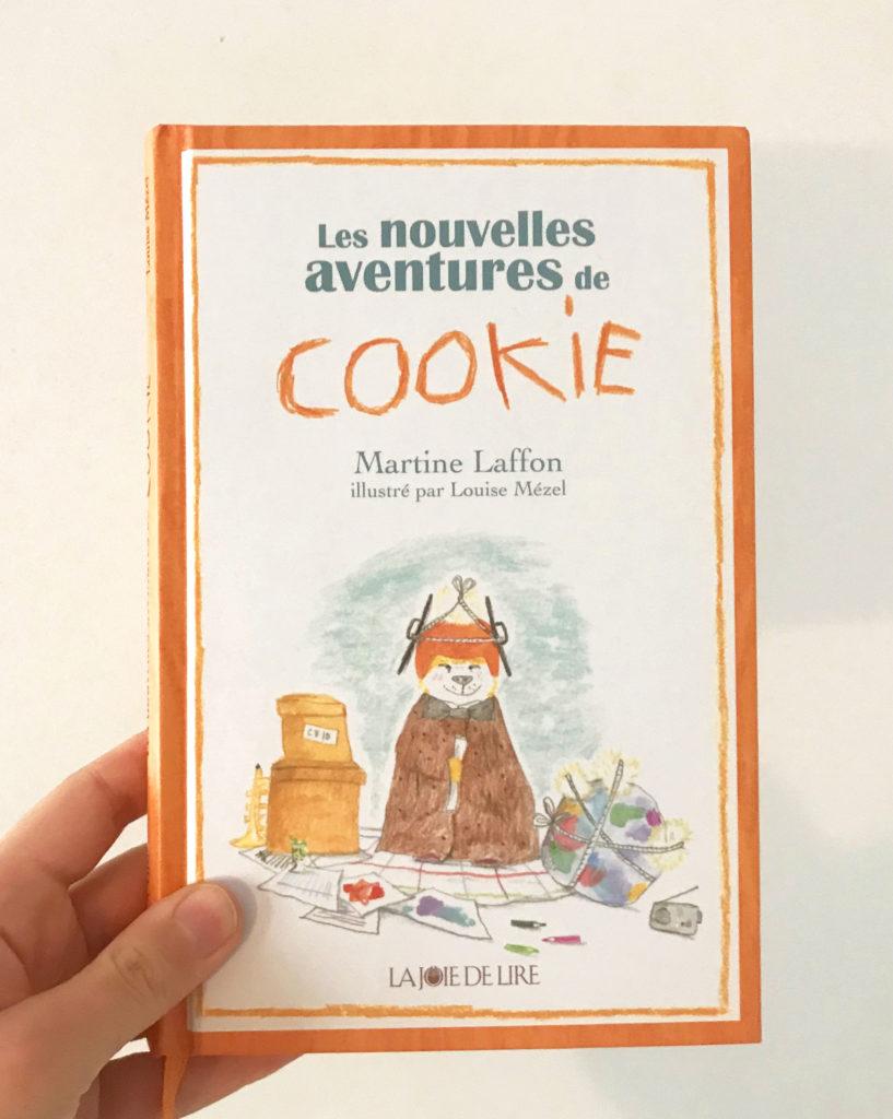 Les nouvelles aventures de Cookie ©louisemezel