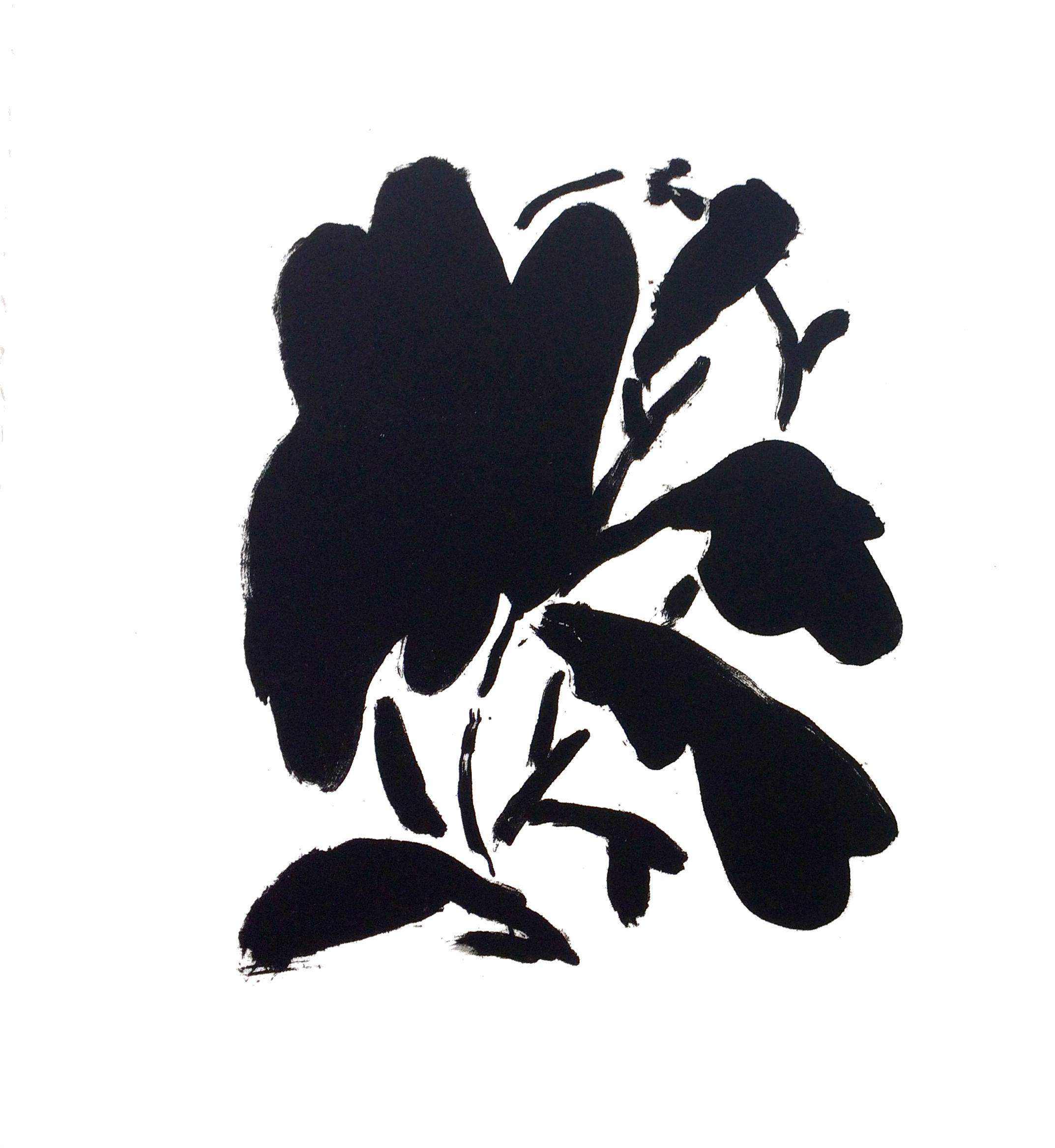 Fleur, 38 x 50 cm