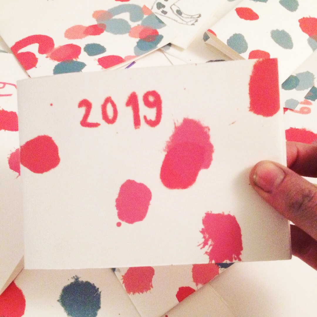 impression pour cartes de vœux 2019